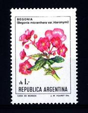 ARGENTINA - 1985 - Fiori