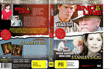 End of The Line-1987-Wilford Brimley/Stanley's Gig-2000-Faye Dunaway-Movie-DVD