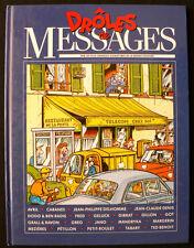 Drôles de Messages - Collectif - Eds. Ministère des Postes - 1991