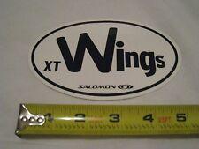 Salomon XT Wings Sticker Oval