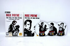 MAX PAYNE 2 THE FALL OF MAX PAYNE ROCKSTAR GAMES 3D REALMS GIOCO PC CD 64408