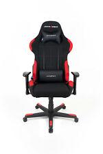 DXRacer Gaming Stuhl, F-Serie, Formula, Stoff-Mesh, schwarz-rot