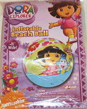 "DORA Inflatable Beach Ball 16"" / Pool Toys"