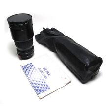 Canon FD Zoom Camera Lenses 28-200mm Focal