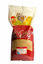 SkyGold Budgie 50/50 Bird Food Seed Mix 20 Kg