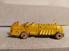 Antikspielzeug , amerikanischer Rekordrennwagen , 30er (?) Jahre .