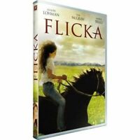 DVD FLICKA ALISON LOHMAN TIM MCGRAW MARIA BELLO