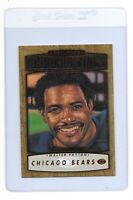 WALTER PAYTON 1999 DONRUSS Gridiron Kings Chicago BEARS Football CARD #AGK4