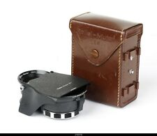 Rollei Mutar Wide 1.5x Bay R II With Shade Hood For  TLR Rolleiflex 3,5F Mint