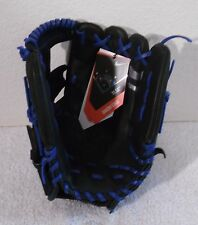 "NWT Nike Sha/Do Edge Adult Baseball Glove Right Handed 11.5"" Black/Blue MSRP$100"