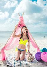 New Style!Women Bandage Bikini Set Push-up Padded Bra Swimwear Bathing Suit-1006