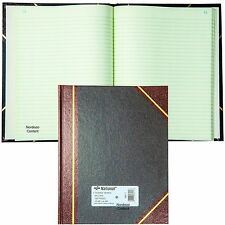 """National 56-211 Record Book, 150 Pages, 10-3/8 x 8-3/8"""", Texhide Series"""