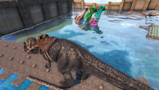 Ark Survival Evolved Black Cloned Giga 455 BASE F CLONES PVE-Xbox ONE Official