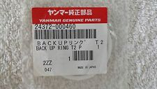 Yanmar Genuine Parts -Back Up Ring  -  24372-000460