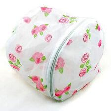 Wash Basket Bag Laundry Saver Underwear Lingerie Sock Washing Bra Mesh Net WFEU