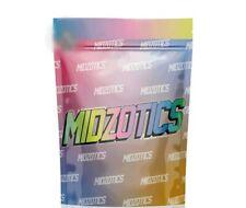 Etiqueta de Mylar midzotics 3.5g x50 a prueba de olor bolsas con las etiquetas de calidad