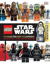 LEGO Star Wars Character Encyclopedia: Updated and Expanded *NO MINIFIGURE*