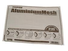 UPol Isopon malla de aluminio 25cm X 20cm (P38-P40) Hoja de reparación de carrocerías
