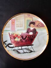 """ HOLIDAY TRADITIONS BARBIE ""   Limited Edition  Collectors Plate - Numbered"