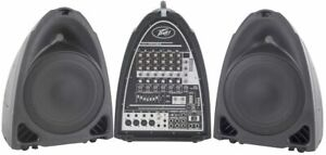 PEAVEY PVi PORTABLE PA SYSTEM. NEW. LOCAL PICKUP ONLY