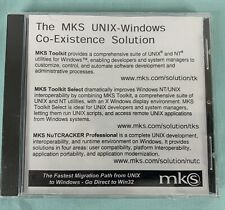 The Mks Unix-Windows Co-Existence Solution Software, sealed, Win32