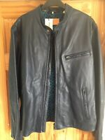 Levis Leather Jacket XL (Made & Crafted)