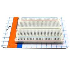 1 x Steckboard Experimentierboard Breadboard Steckbrett 400 Kontakte