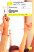 Teaching English as a Foreign Language (Teach Yourself Series), Riddell, David,