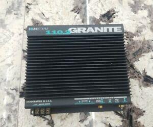 Soundstream 110.2 Granite Amplifier