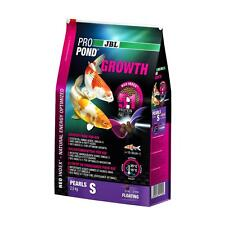 JBL Propond Growth S, Wachstumsfutter for Small Koi - 2,5 KG - Breeding Kois