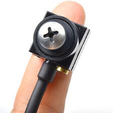 Mini HD Spy Camera Cam Hidden CCTV Home Security Camera Pinhole Cam With Mic