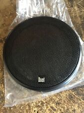 """Dual 5.25"""" To 6"""" Speaker Grills (New)"""