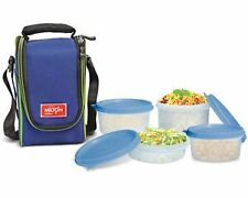 Milton Full Meal 4 Tiffin Lunch Box (With Bill) (MRP-548)