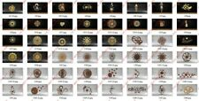 50 Nice clocks design ALL COLLECTION DXF, EPS File For CNC Plasma, Router, laser