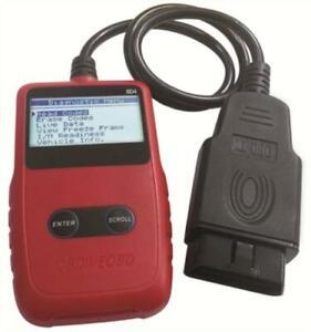suits RENAULT OBD II Code Reader Diagnostic Engine Dash Light Remover