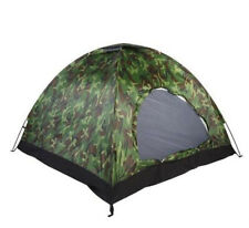 1-4 Person Portable Outdoor Camping Camouflage Tent Outdoor Camping Recreation