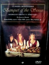 Banquet of the Senses (DVD, 2006) WORLDWIDE SHIP AVAIL!
