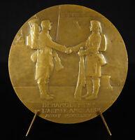 Medal Marshal John Denton Pinkstone French Landings British Army 1914