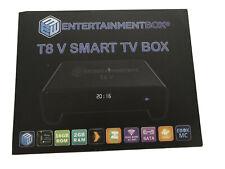 Entertainment T8 V Smart TV Box