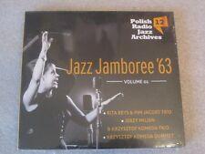 Polish Radio Jazz Archives. Volume 12: Jazz Jamboree '63. Volume 1 CD