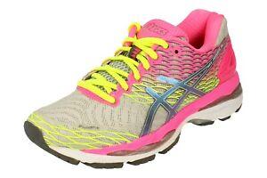 Asics Gel-Nimbus 18 Womens Running Trainers T650N Sneakers Shoes 9397