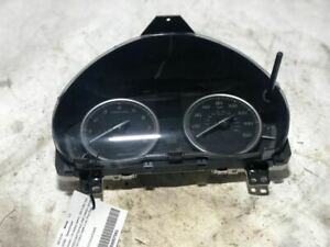 Speedometer Cluster US Market MPH VIN 3 8th Digit BasE 16-18 ACURA ILX 15136