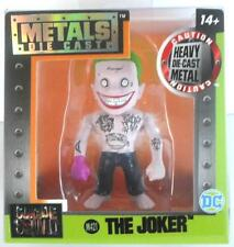 "Jada Toys Joker Purple Glove Metal Die Cast 2.5"" Figure Suicide Squad DC M421"
