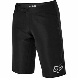 Fox Racing Prism Solid Womens Shorts Teal//Green