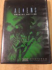 Aliens (Special Edition) Dvd + Insert Horror Sci-fi