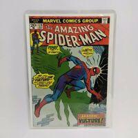 AMAZING SPIDER-MAN #128 - 2ND APP OF NEW VULTURE - JOHN ROMITA (MARVEL COMICS)