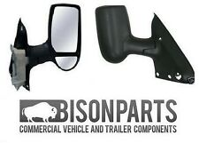 *Ford Transit Van Mk6 00-06 Manual Sort Arm Wing Door Mirror Drivers Side TRA347