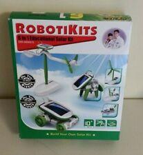 Robot Kits 6 In 1 Educational Solar Kit