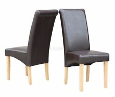 Chaises marron contemporains pour la maison