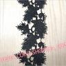 H246 1 Yard Crochet Lace Trim Ribbon Wedding Applique Dress Sewing Decor Crafts